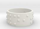 RoundRing_serenite_18-8_925 in White Strong & Flexible