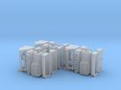 1/18 392 Hemi Basic Block Kit 3 Pack in Frosted Ultra Detail