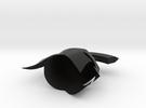 1/3 Spartan Arsenal original design in Black Strong & Flexible