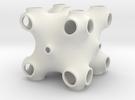 xxx periodic minimal surface in White Strong & Flexible