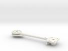 Paddlewheel Linkhub in White Strong & Flexible