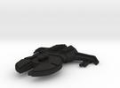 Moshesta Frigate in Black Acrylic