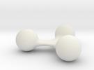 tripod tiny II in White Strong & Flexible