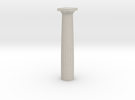 Parthenon Column (Hollow) 1:100 in Sandstone