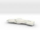 Batman Arkham Grapple Keychain in White Strong & Flexible