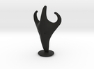King Chess Piece in Black Strong & Flexible