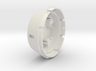 MSLED Tailconev5 Servo Section in White Strong & Flexible