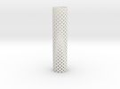 Perforated Tubing 12.75 cm in White Strong & Flexible