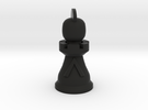 General for Spartan Chess&#153  in Black Strong & Flexible