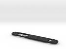 HO Prewar PCC Frame-Accepts Bowser Drive in Black Strong & Flexible