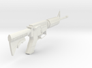 M4 in White Strong & Flexible
