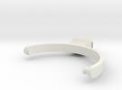 HeadphoneBracket in White Strong & Flexible