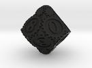 D10Gearpunk in Black Strong & Flexible