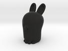 Glenda the Bunny in Black Strong & Flexible