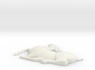 deerfemaleHK in White Strong & Flexible