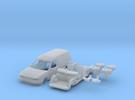 OOAMV01 1:76 Austin Maestro van (FUD) in Frosted Ultra Detail