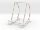 "Pad & Tablet Stand for 7"" Devices in White Strong & Flexible"