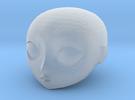 Ersatz MkII Female Hd Head in Frosted Ultra Detail