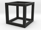 cube3 in Black Strong & Flexible