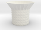 storage bowl  in White Strong & Flexible
