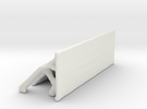Shelf-120-40-40-18-skin in White Strong & Flexible