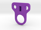 clip l in Purple Strong & Flexible Polished