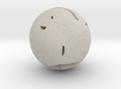 DryBall in Sandstone