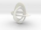 Borrobius in White Strong & Flexible
