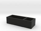 Desk Box in Black Strong & Flexible