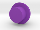 Screwdriver   Blue Tip 1 in Purple Strong & Flexible Polished