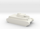 Panzer IV (75mm L/24 Gun) in White Strong & Flexible