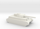Panzer IV in White Strong & Flexible
