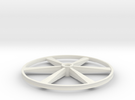 """CHAPP, 1:8 Scale, 26"""" Bicycle Wheel, 120904 in White Strong & Flexible"""