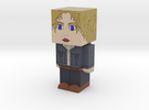 River Song  (Doctor Who) in Full Color Sandstone