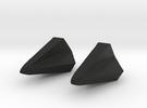 crystal ship 1000 final 01b pair in Black Strong & Flexible