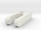 IKEA clothes clip replacement (Pressa/Octopus)  in White Strong & Flexible