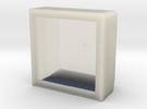 antenna light box in Transparent Acrylic