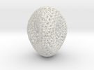 Genus 2 surface mesh in White Strong & Flexible
