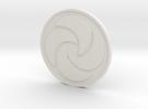 Legend of Zelda Bombos Medallion in White Strong & Flexible