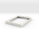 TFT Frame for TX09D70VM1CDA in White Strong & Flexible