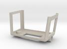 scaled hood thin frame rev 2 in Sandstone