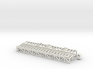 Hot Spot Ladder upgrade in White Strong & Flexible