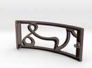 Belt buckle VS by SV in Stainless Steel