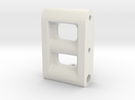 BP8_OS & V2 frame spacer in White Strong & Flexible