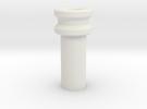 2 1mm Kill Key 12mm tube in White Strong & Flexible