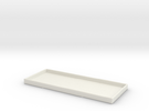Igniter Tray v2 in White Strong & Flexible
