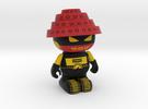 Official DevoBots Series 2 - Designer Desktop Toy in Full Color Sandstone
