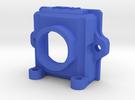 520TVL 3-5V Cam Housing Part01 V4 in Blue Strong & Flexible Polished