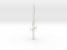 Obelisk Sword in White Strong & Flexible