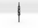 V6 sam 1   Krukas slag 7mm4 1 in Black Strong & Flexible